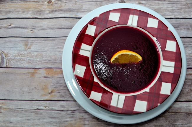 Beetroot & Orange Soup 1.6 Litres