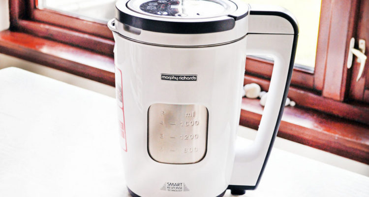 Review: The New Morphy Richards Total Control Soup Maker